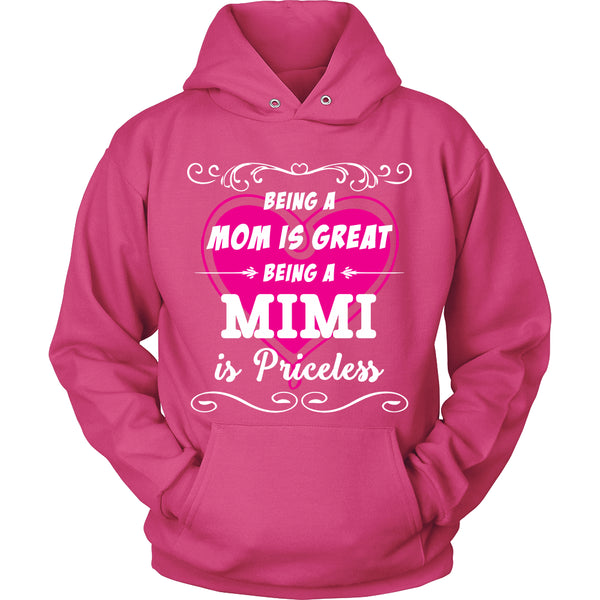 Being MiMi Mom Is Priceless T-Shirt - MiMi Shirt - TeeAmazing - 8