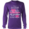 Being a Mamaw Is The Best T-Shirt - Mamaw Shirt - TeeAmazing - 6