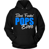 Best Freakin' Pops Ever T Shirts, Tees & Hoodies - Grandpa Shirts - TeeAmazing