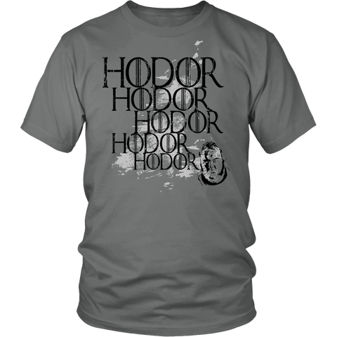 Black Hodor T Shirts, Tees & Hoodies - Game of Thrones Shirts - TeeAmazing