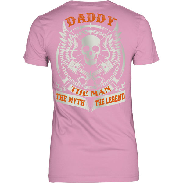 DADDY The Man The Myth The Legend T Shirts, Tees & Hoodies - Dad Shirts - TeeAmazing - 11