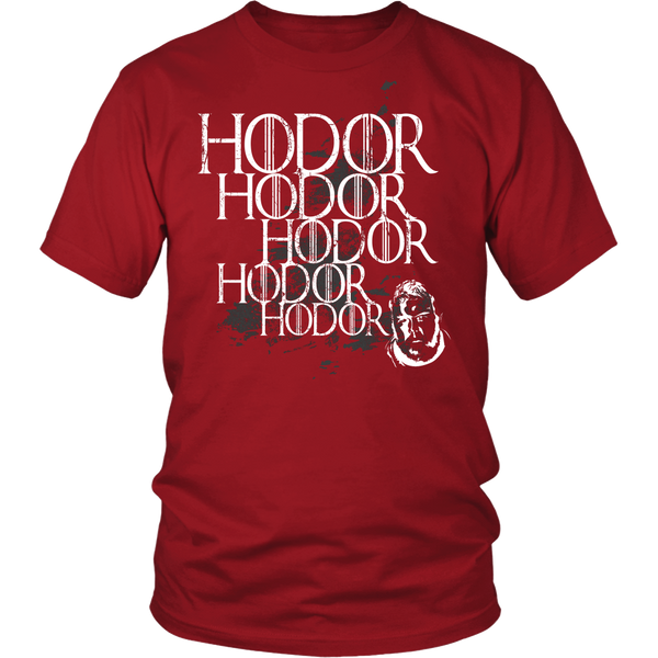 White Hodor T Shirts, Tees & Hoodies - Game of Thrones Shirts - TeeAmazing - 2