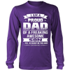 I Am A Proud Dad, Son T Shirts, Tees & Hoodies - Dad Shirts - TeeAmazing - 6