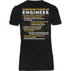 10 Reasons to date an engineer - Engineers Shirt - TeeAmazing - 8
