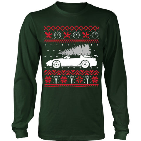 Ugly RX7 Sweater T-Shirt - RX7 Shirt - TeeAmazing