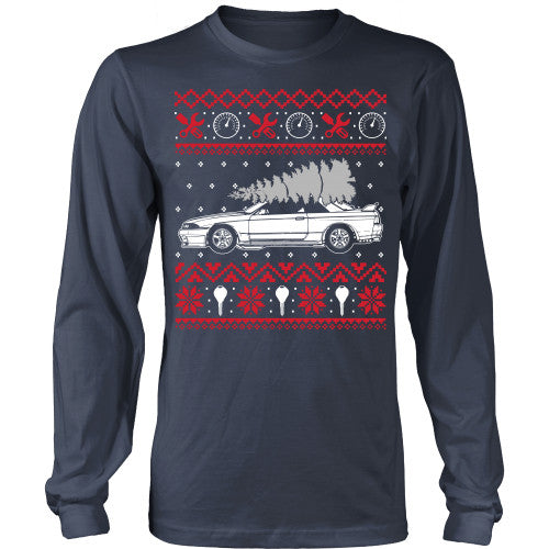 Ugly Skyline Sweater T-Shirt - Skyline Shirt - TeeAmazing - 3