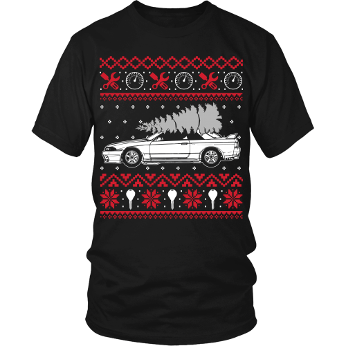 Ugly Skyline Sweater T-Shirt - Skyline Shirt - TeeAmazing - 8