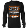 What I do isn't easy - Choppers Shirt - TeeAmazing - 8