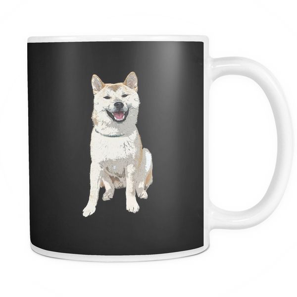 Akita Dog Mugs & Coffee Cups - Akita Coffee Mugs - TeeAmazing - 1