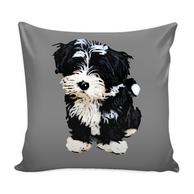Havanese Dog Pillow Cover - Havanese Accessories - TeeAmazing - 2