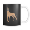 Great Dane Dog Mugs & Coffee Cups - Great Dane Coffee Mugs - TeeAmazing - 3