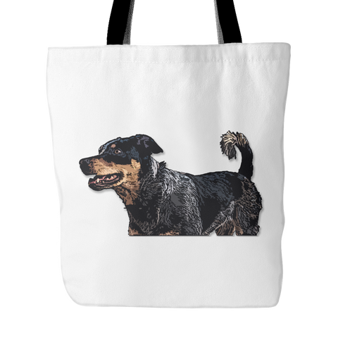 Australian Cattle Dog Tote Bags - Australian Cattle Bags - TeeAmazing - 1