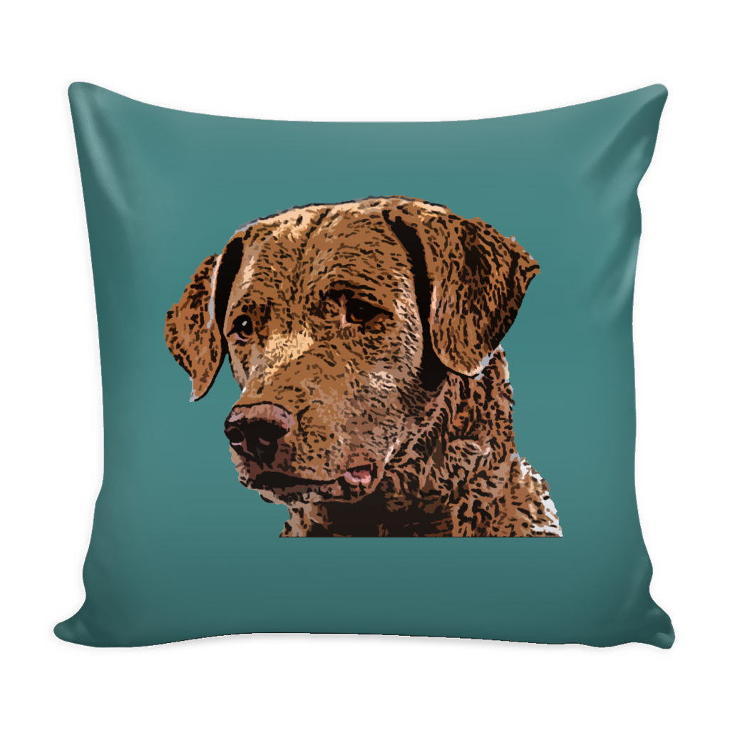 Chesapeake Bay Retriever Dog Pillow Cover - Chesapeake Bay Retriever Accessories - TeeAmazing