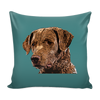 Chesapeake Bay Retriever Dog Pillow Cover - Chesapeake Bay Retriever Accessories - TeeAmazing - 3