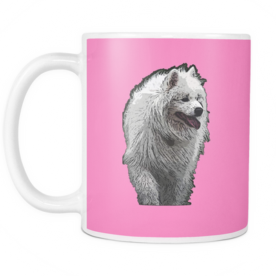 Samoyed Dog Mugs & Coffee Cups - Samoyed Coffee Mugs - TeeAmazing - 8