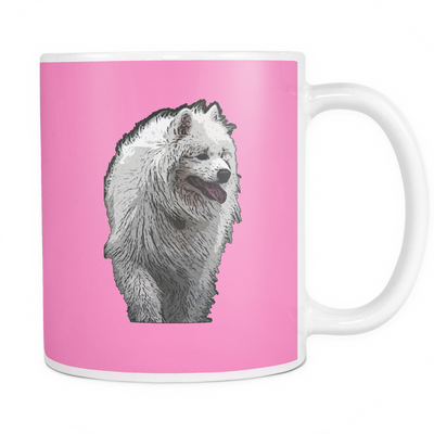 Samoyed Dog Mugs & Coffee Cups - Samoyed Coffee Mugs - TeeAmazing - 7