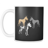Great Dane Dog Mugs & Coffee Cups - Great Dane Coffee Mugs - TeeAmazing
