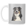 Australian Shepherd Dog Mugs & Coffee Cups - Australian Shepherd Coffee Mugs - TeeAmazing - 4