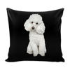 Poodle Dog Pillow Cover - Poodle Accessories - TeeAmazing - 2