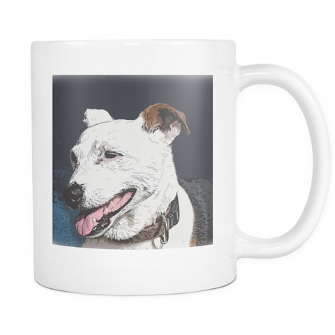 Jack Russell Terrier Dog Mugs & Coffee Cups - Jack Russell Terrier Coffee Mugs - TeeAmazing