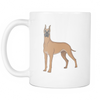 Great Dane Dog Mugs & Coffee Cups - Great Dane Coffee Mugs - TeeAmazing - 2
