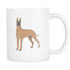 Great Dane Dog Mugs & Coffee Cups - Great Dane Coffee Mugs - TeeAmazing - 1