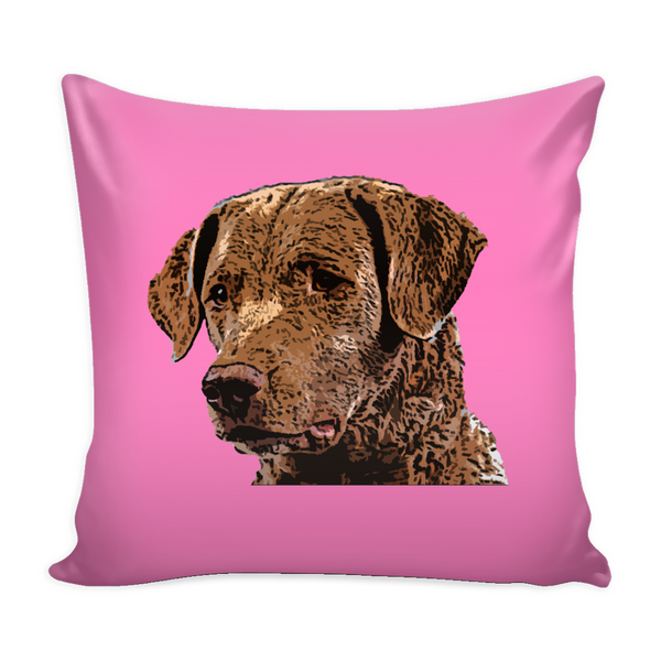 Chesapeake Bay Retriever Dog Pillow Cover - Chesapeake Bay Retriever Accessories - TeeAmazing - 4