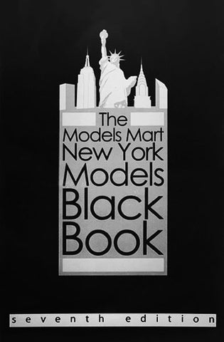 THE NEW YORK MODELS BLACK BOOK DIRECTORY (Seventh Edition)