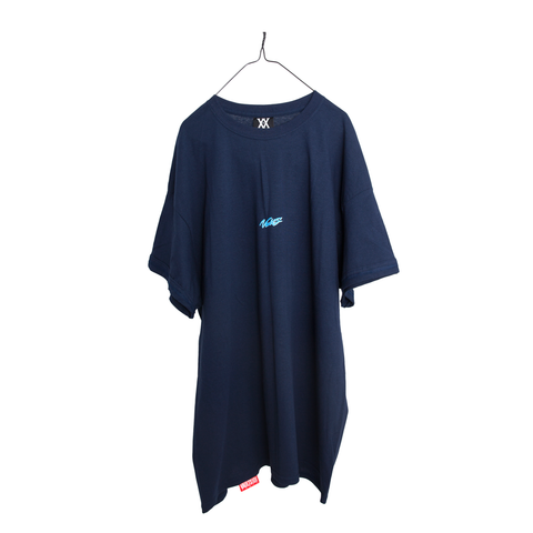 VAULTS101 VL SHORT SLEEVE TEE 【NAVY】