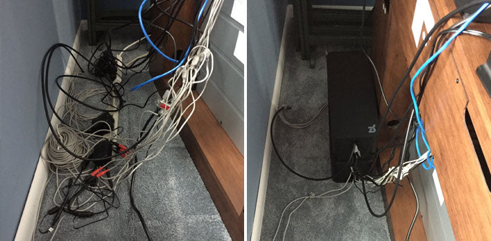 cable management cablebox \u2013 bluelounge Cable Wire