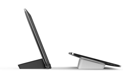 Casa holds your tablet vertically and horizontally