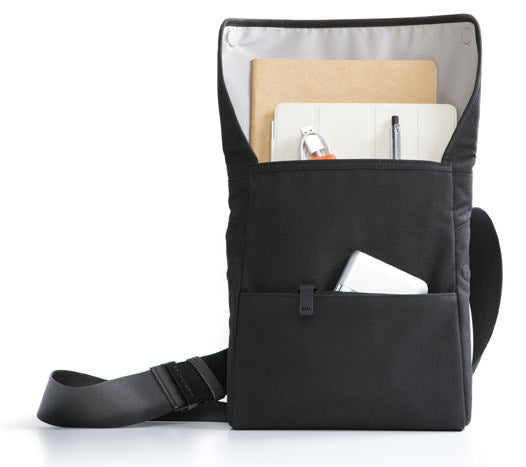 Bluelounge iPad Sling compartments