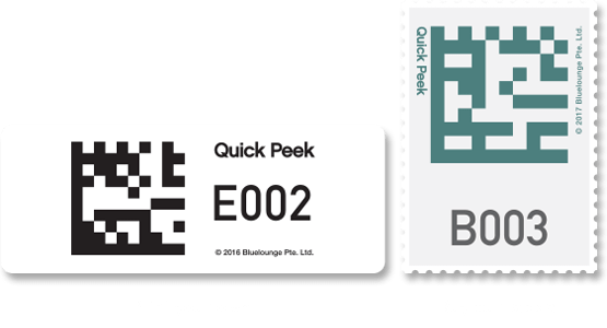 Print your own or buy our labels