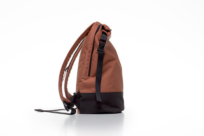Expedition Backpack – Side view