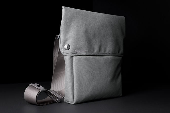 The iPad Sling is the perfect carryall for your tablet and a few essentials
