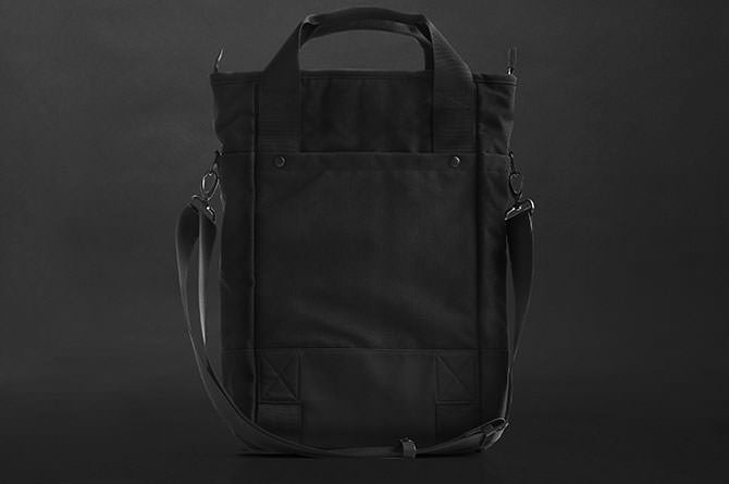 The Laptop Tote has enough room for a laptop, tablet and much more