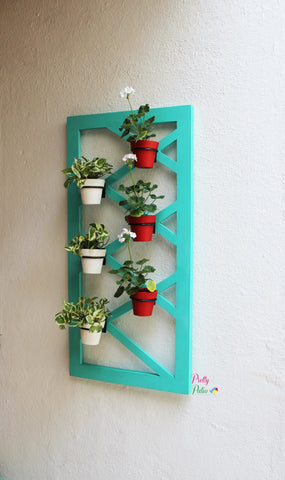 Summer dance Wall Planter