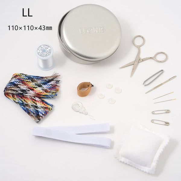 Best Compact Sewing Kit (S/M/LL) - LEONIS SHIRTS & FAVORITES