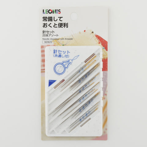 20 Assorted Hand Sewing Needles - LEONIS SHIRTS & FAVORITES