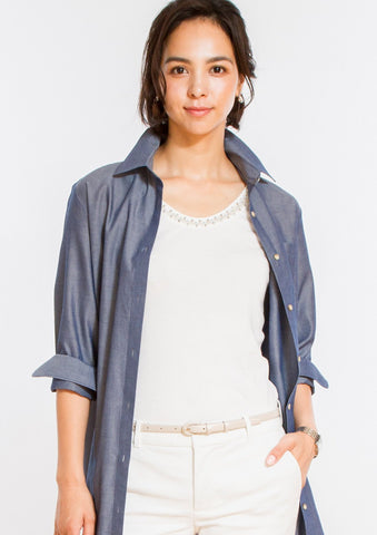 Tunic Shirt - LEONIS SHIRTS & FAVORITES