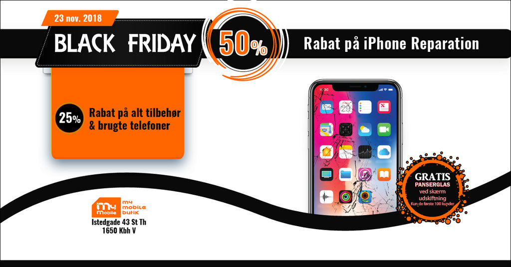 BLACK FRIDAY HOS MY MOBILE