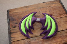 Kids Dragon Costume - Purple and Green
