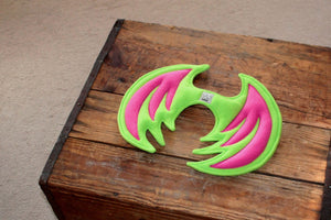 Kids Dragon Costume - Green and Pink