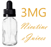 3mg Nicotine Strength eJuices