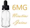 6mg Nicotine Strength eJuices