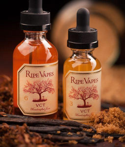 VCT BY RIPE VAPE