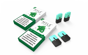 MYLE Mighty MINT FLAVOR - 10 PACKS