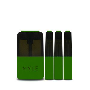 MYLÉ V4 in DUBAI -  ICED APPLE MANGO PODS