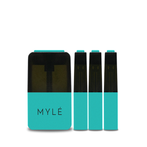 MYLÉ V4 in DUBAI - ICED MINT PODS