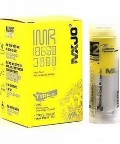 MXJO 18650 3000mAh 20A IMR Battery